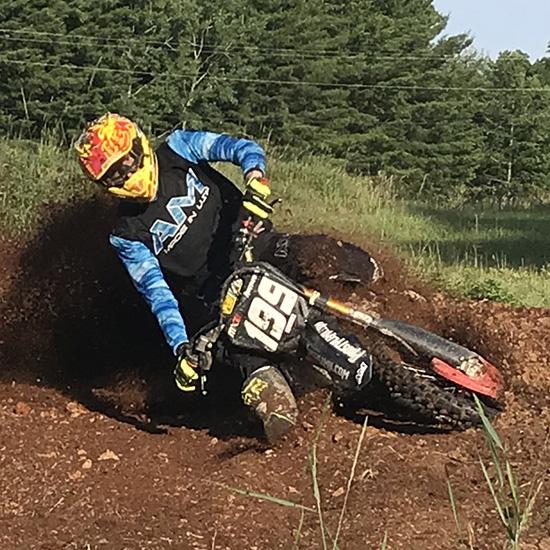 Russell Lineman Motocross Race Gear