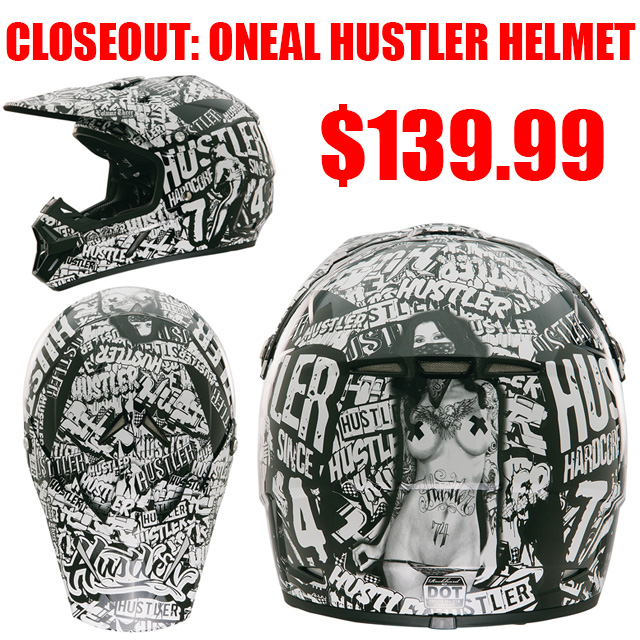 Agree with rockhard hustler helmet the excellent