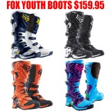 fox youth comp 5 boots pro style mx. Black Bedroom Furniture Sets. Home Design Ideas