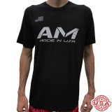 AM Bamboo T-Shirt Black