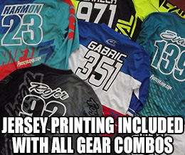 Best Custom MX Jersey Printing