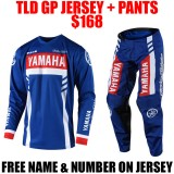 2018 TLD GP YAMAHA RS1 GEAR COMBO