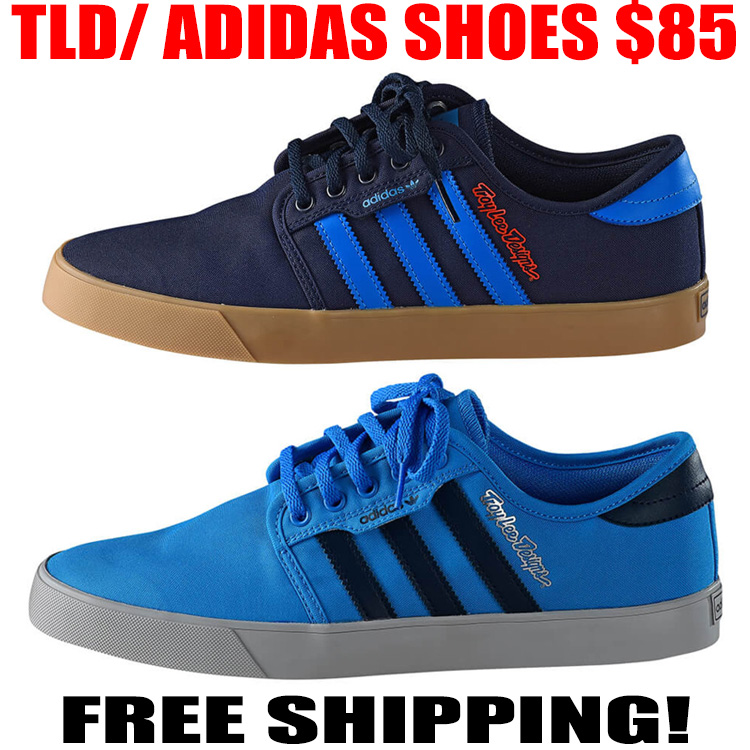TLD ADIDAS SEELEY SHOES Pro Style MX