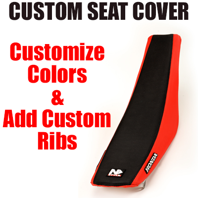 Honda Custom Gripper Seat Cover