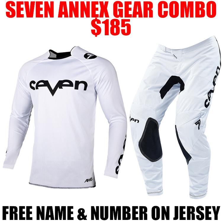 Black, S Seven Mens Annex Staple Jersey