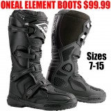 ONEAL MX ELEMENT BOOTS